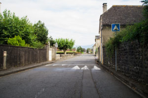 ralentisseur rue borderes