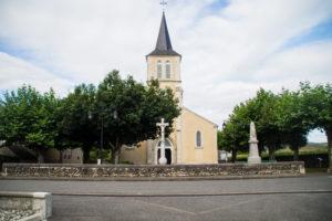 église de bordères 64 béarn