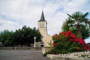 église de bordères 64 béarna