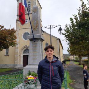 monument aux morts Bordères