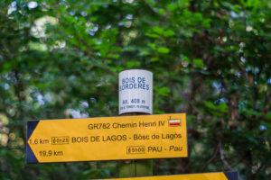 randonnée Bordères