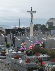 cimetière Bordères 64